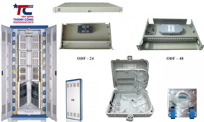 các loại hộp phối quang ODF