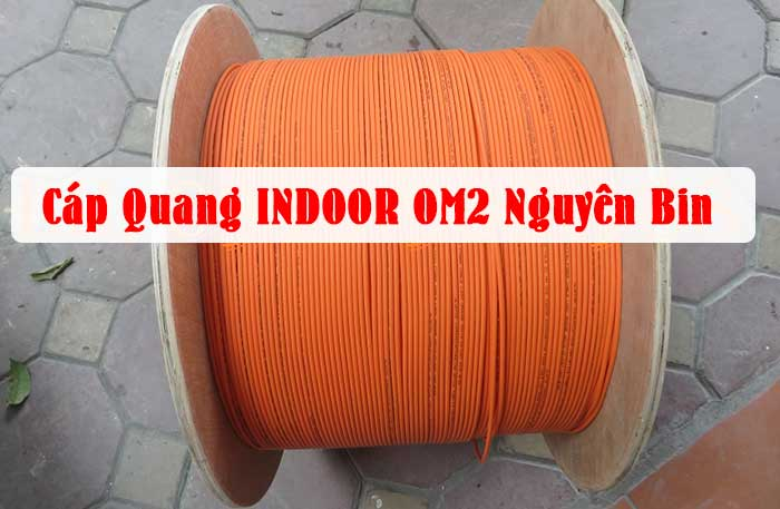 Cable Cuộn cáp multimode om2 6fo indoor