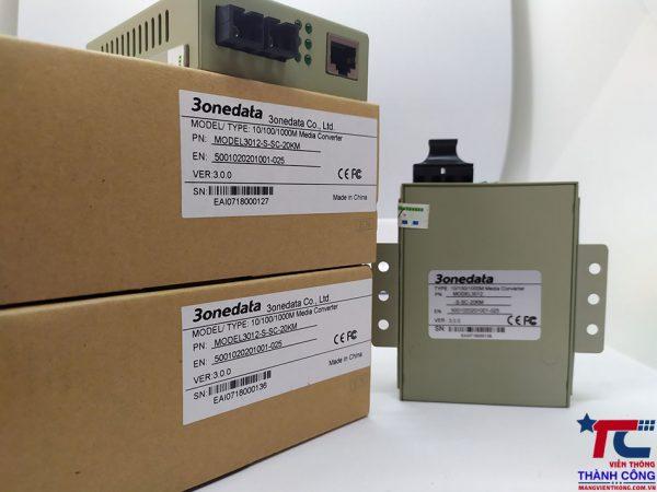 3Onedata Model 3012-S-SC-20KM