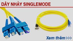 dây nhảy quang single mode