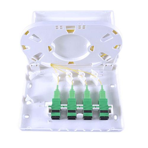 ODF 4FO trong nhà vỏ nhựa- Hộp phối quang 4FO trong nhà