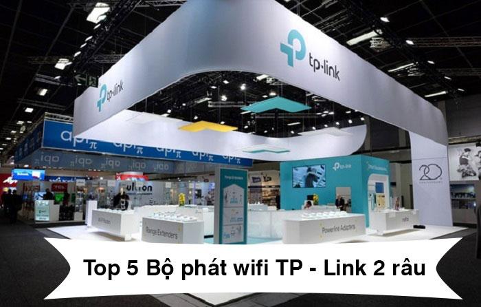 top 5 bo phát wifi tp link