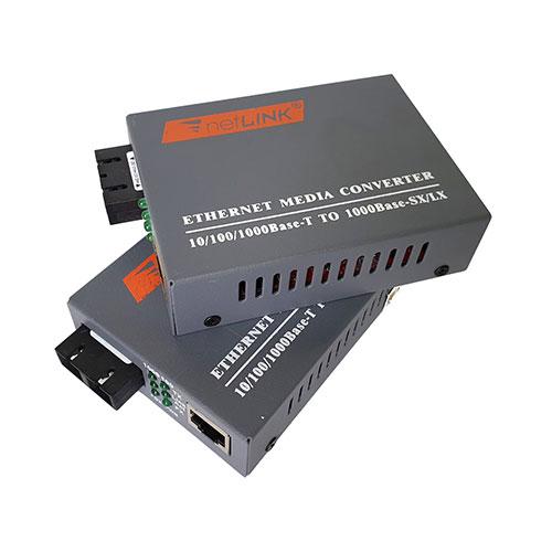 bộ chuyển đổi quang netlink htb 1100s-25km