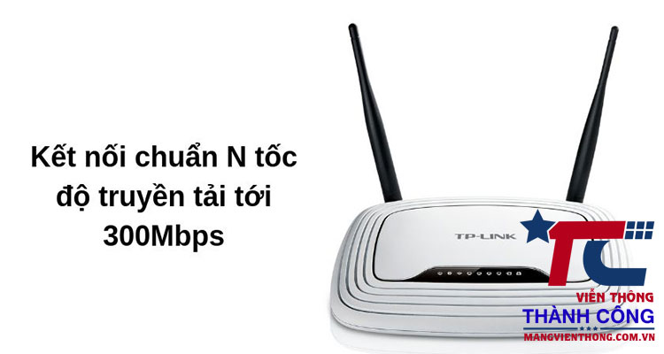 bộ phát wifi TL-WR841N