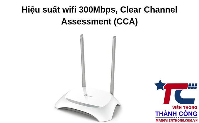 bộ phát wifi tl-wr850n