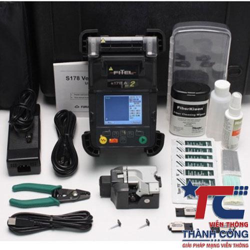 máy hàn cáp quang Fitel-S178A full box