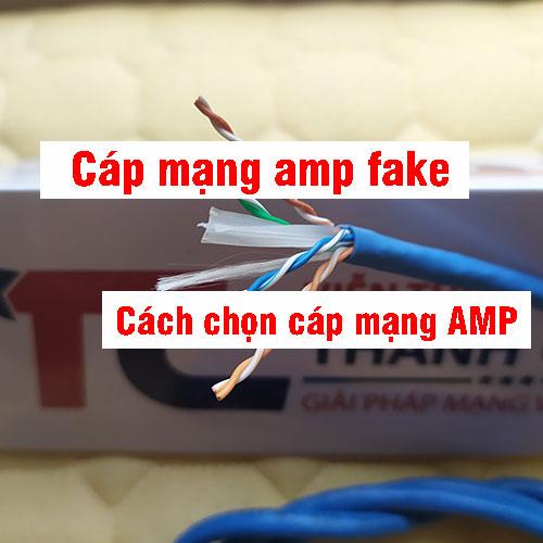 cáp mạng amp face