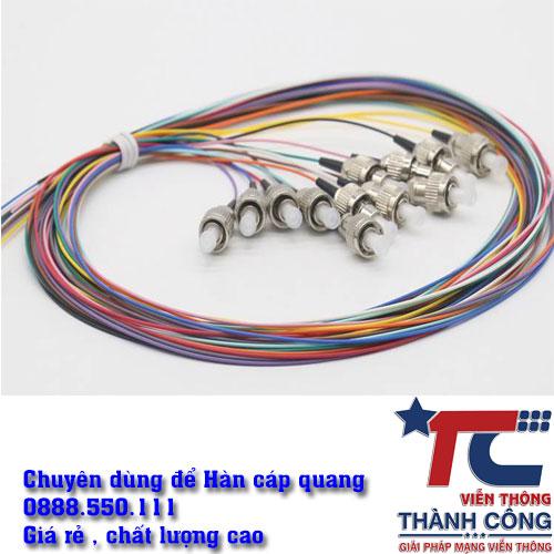 Dây hàn quang FC Singlemode phân phối tại Viễn Thông Thành Công