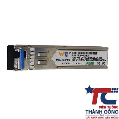 Module quang Wintop SFP 1 sợi Single mode/ YTPS-G35-20L chính hãng