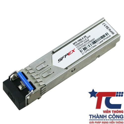 Module quang  Zyxel SFP-100LX-20 – SFP (mini-GBIC) / chính hãng 100%