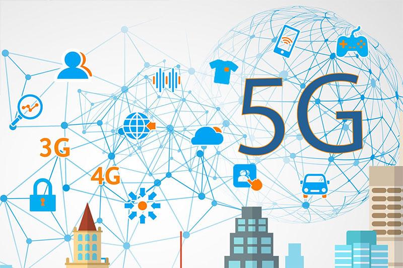 mạng 5g nâng cao hiện đại cuộc sống