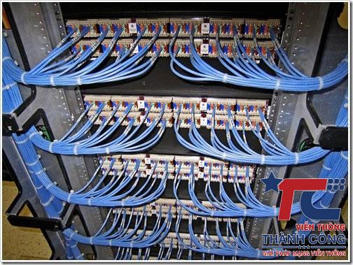 Sửa chữa hệ thống mạng LAN giá rẻ