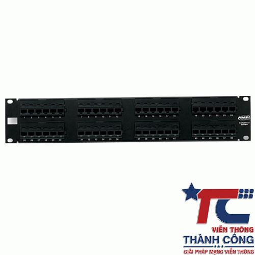 Patch Panel Commscope 48Port Cat5e – Hàng chính hãng, giá rẻ