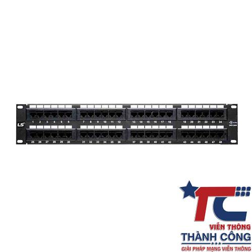 Patch Panel LS 48Port Cat6 – Hàng chất lượng, chính hãng, giá rẻ