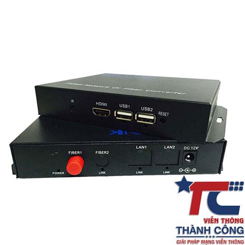 Bộ chuyển đổi HDMI sang quang Holink – Chính hãng chất lượng giá rẻ