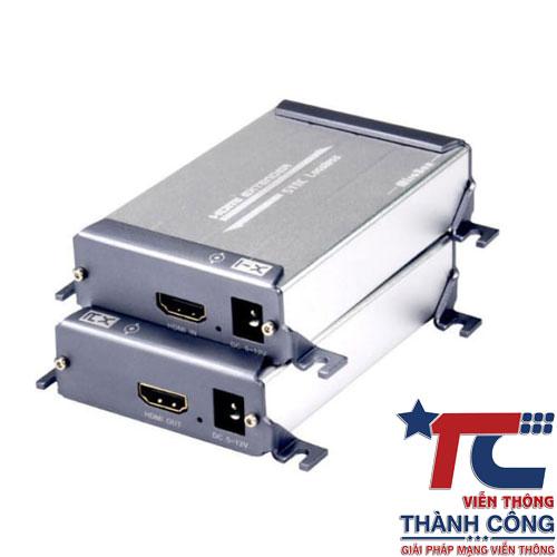 Bộ kéo dài HDMI 300M –  Sử dụng cáp đồng trục GR6