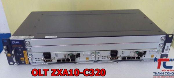 OLT ZXA10-C320