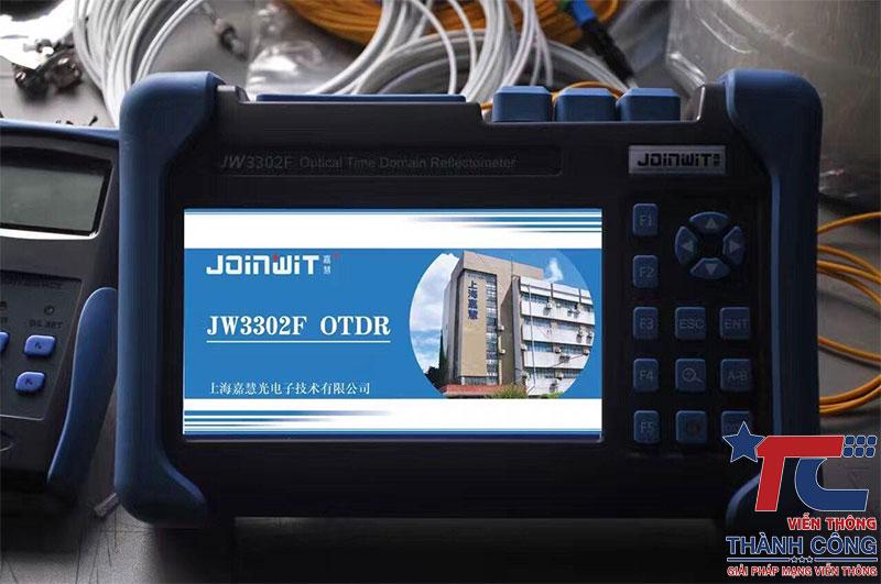 Máy đo quang OTDR Joinwit JW3302F