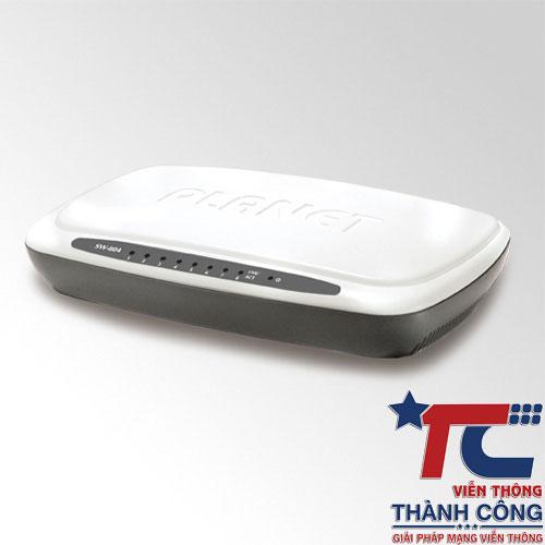 Switch Plannet SW-804 tốc độ 10/100Mbps