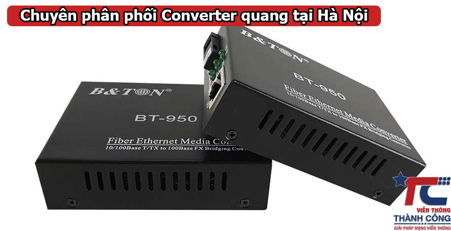 Converter quang - Bộ chuyển đổi quang điện
