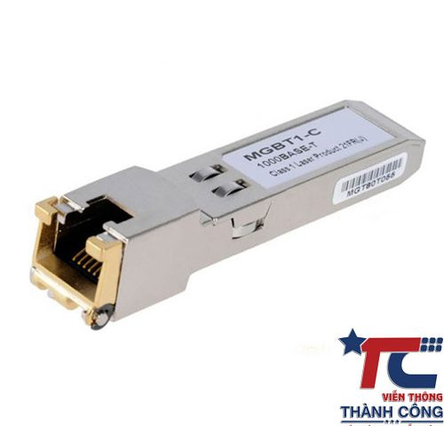 Module quang SFP MGBT1 Cisco 1000BASE-T
