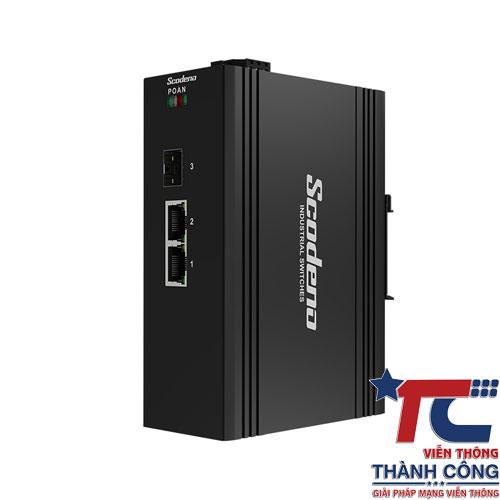 Switch mạng công nghiệp Scodeno XPTN-9000-65-1GX2GT