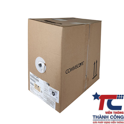 Cáp mạng Cat5e UTP Commscope 6-219590-2