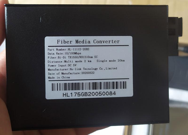 Converter HL-1111S-20B