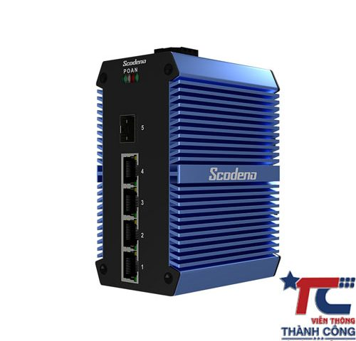 Industrial Ethernet Switches Gigabit Scodeno Xblue XPTN-9000-65-1GX4GT-X