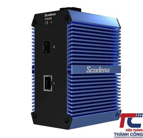 Switch công nghiệp Scodeno 2 port XPTN-9000-63-1FX1TX-X