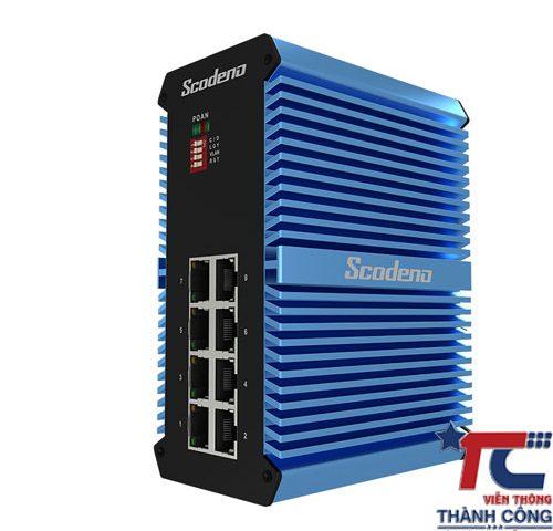 Switch công nghiệp Scodeno Xblue XPTN-9000-65-8TX-X 10/100M