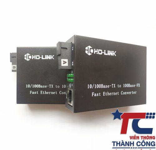 Bộ chuyển đổi quang điện HL-1111S-20A/B – 10/100 Base