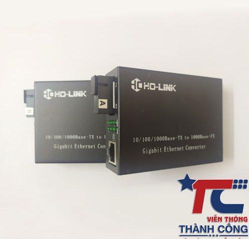 Bộ chuyển đổi quang điện HL-2111S-20A/B – 10/100/1000 Base