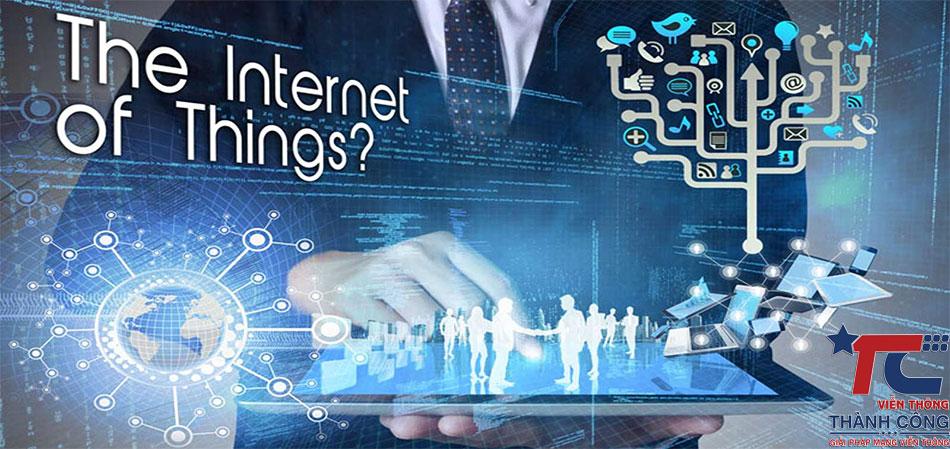 "Internet of things"" - IoT - Internet vạn vật"