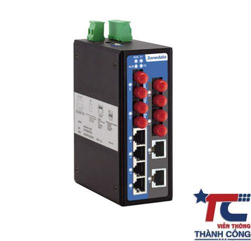 Switch công nghiệp 3Onedata IES2010-2GF-4F – DIN-RAIL