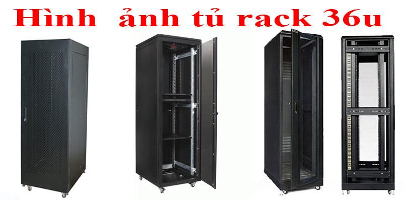hình ảnh tủ rack 36u