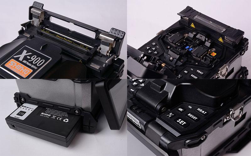 Chi tiết máy hàn quang shinho x900
